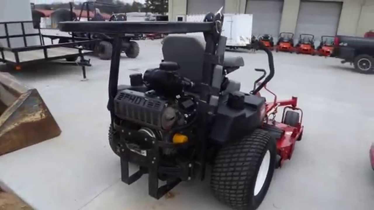 Toro Z Master Z500 60 Quot Zero Turn Lawn Mower With 27 Hp