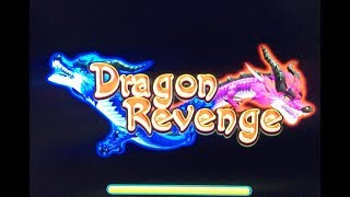 Fish Game Dragon Revenge Ocean king 3 gambling Fish Hunter Games Machines For  Sale