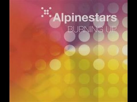 Alpinestars  burning up different gear remix