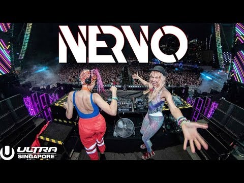 Nervo DROPS ONLY Ultra Singapore 2018