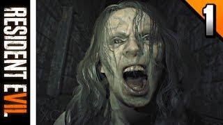 RESIDENT EVIL 7: Biohazard · Gameplay Walkthrough Part 1 | PS4 Pro PC XB1 (60fps)