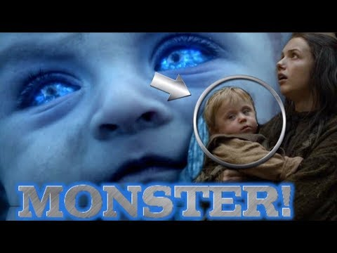Gilly S Baby Is The Key To The White Walkers Plan Explained Game Of Thrones Season 8 Theory Youtube