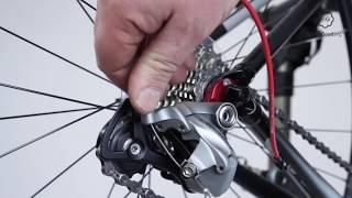 Fit And Set Up A Bike's Rear Derailleur