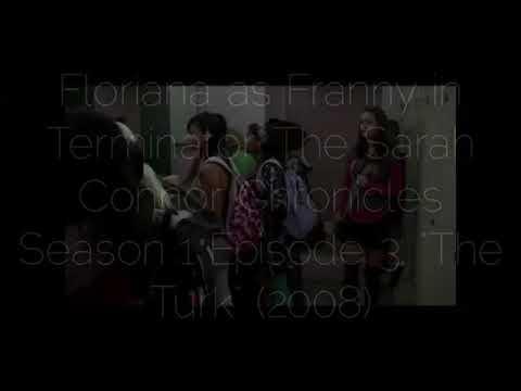 """(2008) Floriana Lima as Franny - Terminator: The Sarah Connor Chronicles: """"The Turk"""" (1x03)"""