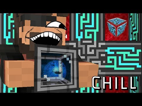 Let's Play Minecraft AVP [S4E30] Autocrafting and Chill