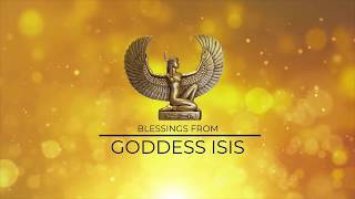 GODDESS ISIS - Light Language Download LIVE from Egypt