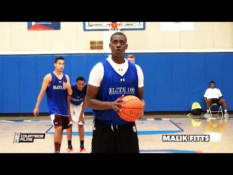 c142fc425 Malik Fitts (2016) Mixtape   The Elite 100 Camp - YouTube