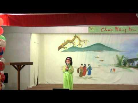 Be Darla Doc Tho Chuc Tet - Xuan Ky Suu 2009