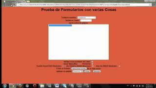 INTRO SOBRE COMO APRENDER HACER FORMULARIO EN HTML