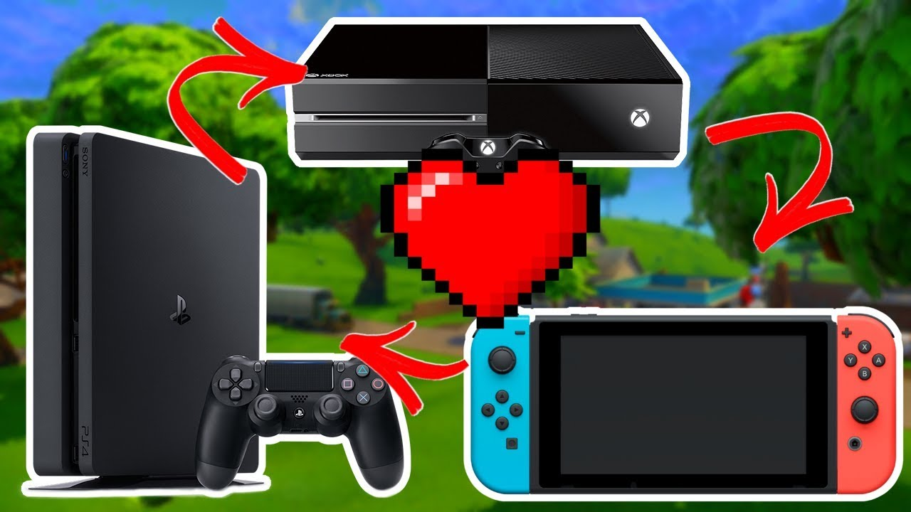 PS4 Crossplay Is Finally Here! Fortnite Cross Platform Xbox One, Switch &  Mobile! Is Minecraft Next?