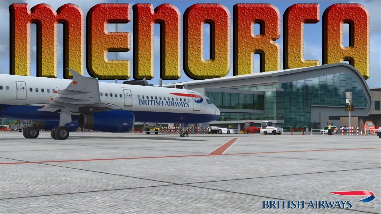 British Airways A321 Fsx