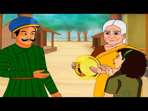 The Two Merchants of Seri | Additional Moral Stories | Short Story for Kids | Animated Video