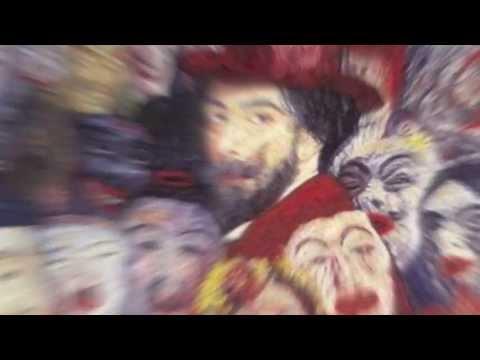 James Ensor dépeint en musique par DJINN SAOUT