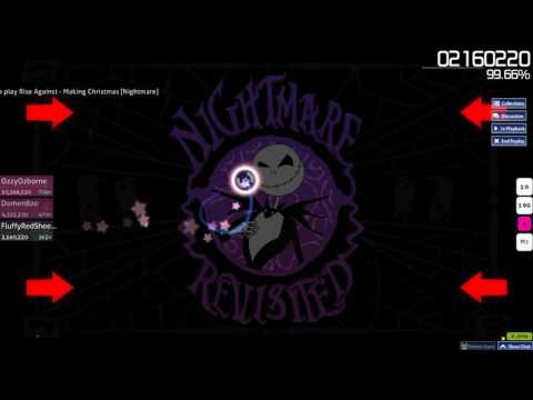 FluffyRedSheep | Rise Against - Making Christmas [Nightmare] 95,86 ...