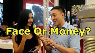 Tips deketin SPG Face or Money