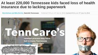220,000 Children Lose Health Insurance In TN