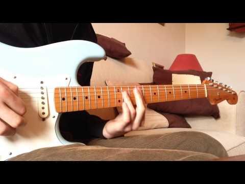 Lenny - John Mayer / Stevie Ray Vaughan (Cover)