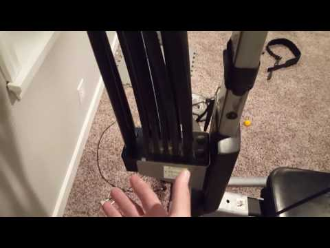 How to add more power rods to a bowflex and save money doing it