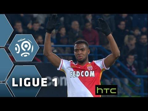 But Thomas LEMAR (56') / SM Caen - AS Monaco (2-2) -  / 2015-16
