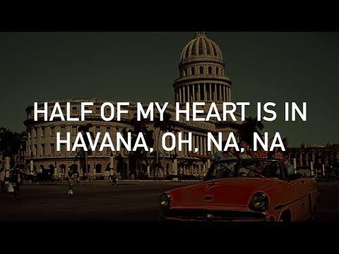 Anna and Conor Maynard - Havana (mashup cover, with lyrics)