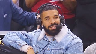 Drake Trash Talks NBA Players, Justin Bieber, Quavo & Roasts Fred VanVleet! Raptors vs Suns