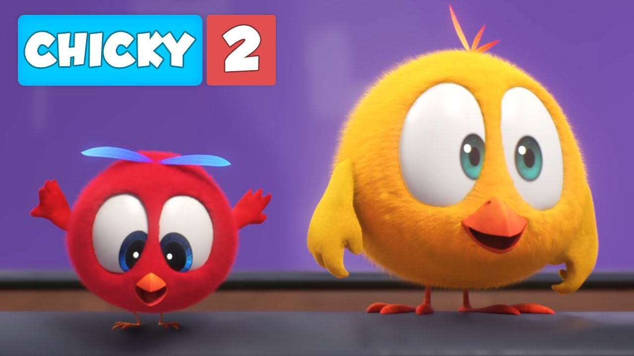 Where's Chicky? CHICKY SEASON 2 | CHICKY AND HIS FRIENDS | Chicky Cartoon in English for Kids
