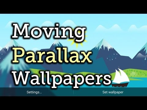 Liven Up Your Background with These Free 3D Parallax
