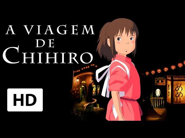 DE GRATIS A VIAGEM CHIHIRO FILMES BAIXAR