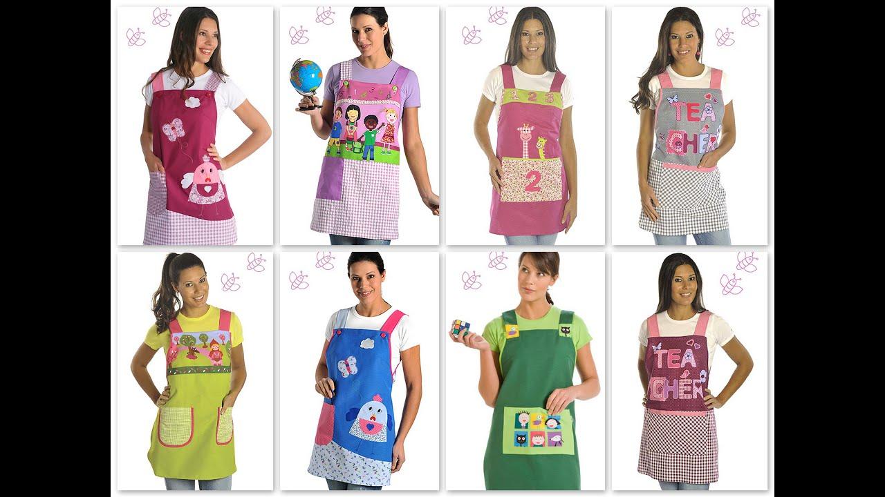Blouses et tabliers maitresses youtube - Tabliers blouse et torchons de cuisine ...