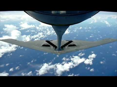 B-2 Spirit Stealth Bomber Video for Air Force Association