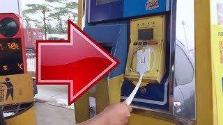 Cara Mudah Menggunakan Tongkat Toll E Money