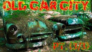 OLD CAR CITY (pt.3/3) - Крупнейшая в мире свалка старых автомобилей(Заключительная часть из трех о самом большом кладбище автомобилей в мире. Теперь же немного истории.. Old..., 2015-09-04T17:25:33.000Z)
