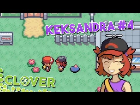 Pokemon Clover - VS Keksandra (Encounter #4)