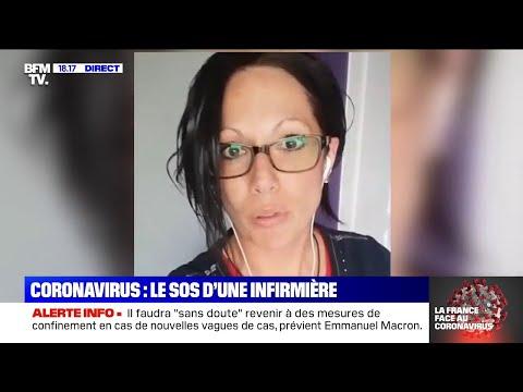 Le coup de gueule de cette infirmière dans les Deux-Sèvres