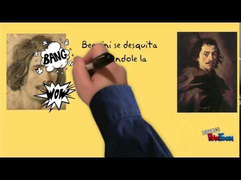 Innovación Bernini, Borromini, Caravaggio