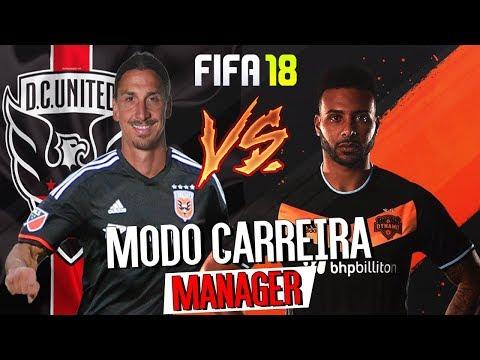 Final da MLS Cup - D.C. United vs Houston Dynamo - Fifa 18 Carreira Manager EP31