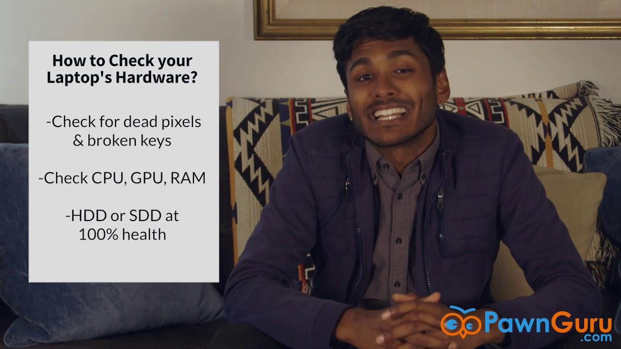 Pawn a Lenovo Laptop | March 2019 | PawnGuru