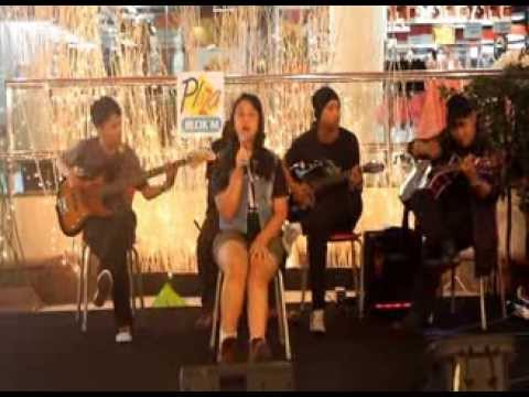 DIAJENG song Ada Surga ditelapak Kaki Mu Covering Gita Gutawa