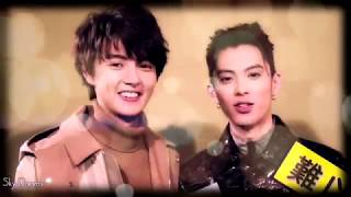 Darren Chen & Dylan Wang - Love and Mischief (Funny Moments) 王鹤棣 / 官鸿