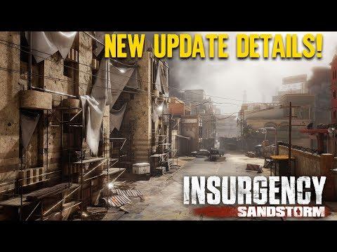 Insurgency Sandstorm Update Details! - NWI Livestream 11/10/18