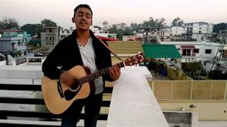 Channa Mereya(Reprise Version) | Guitar Cover | By Kushagra|