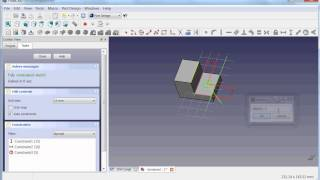 FreeCAD Tutorial Part4 From 2D Sketch to 3D Model