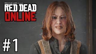 ใครฆ่าผัวท่าน - RED DEAD ONLINE - PART 1