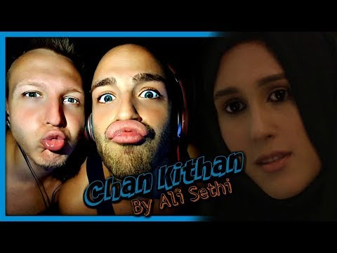 Chan Kithan By Ali Sethi | Reaction Video by Robin and Jesper