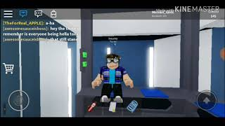 I GOT ACCESS TO THE SECURITY CAMERAS (NO JOKE) ROBLOX PINEWOOD BUILDERS COMPUTER CORE