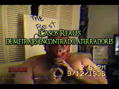 Casos reales de metrajes encontrado aterradores youtube - Casos de alcoholismo reales ...