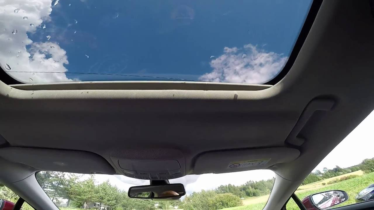 Ford Mondeo 2015 Panoramic Glass Roof Youtube