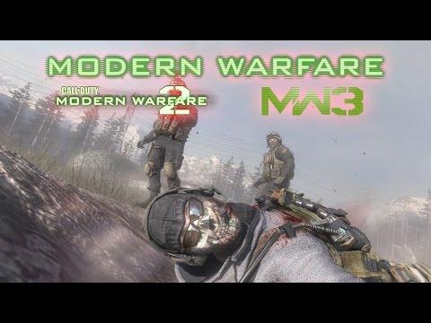 This is Modern Warfare. (Montage) - Modern Warfare 1, 2 & 3 Throwback Nostalgia Mashup
