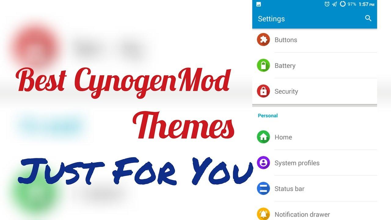 Themes Collection for Theme Center of Lenovo A2010 [Non Root