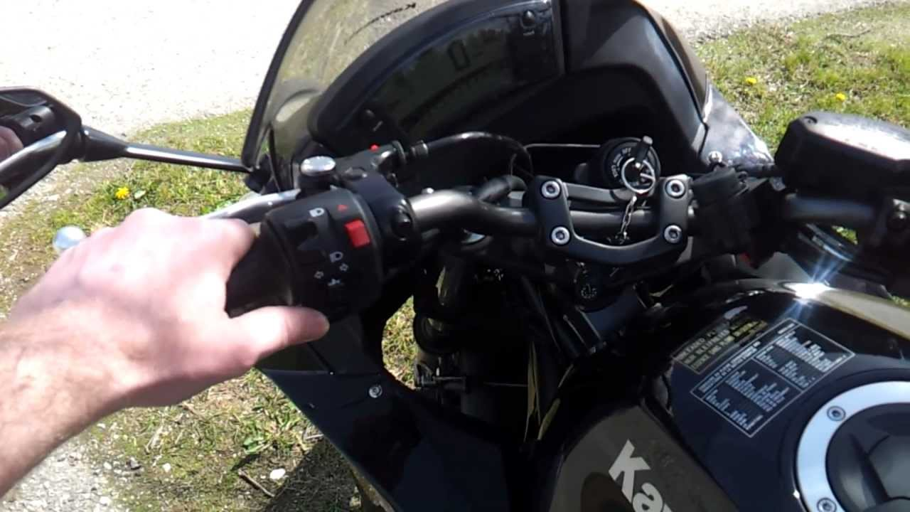 hight resolution of diy motorcycle air horn install upgrade 2017 kawasaki ninja 650 z650 23 steps with pictures